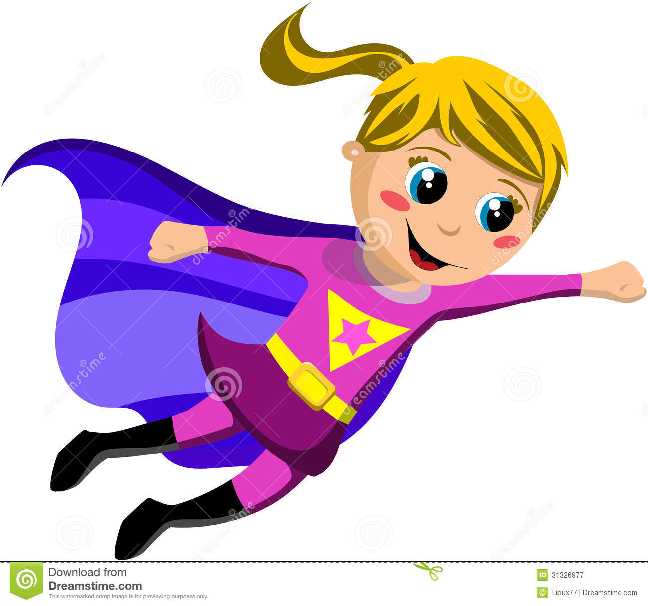 1300x1216 Supergirl clipart flying superhero
