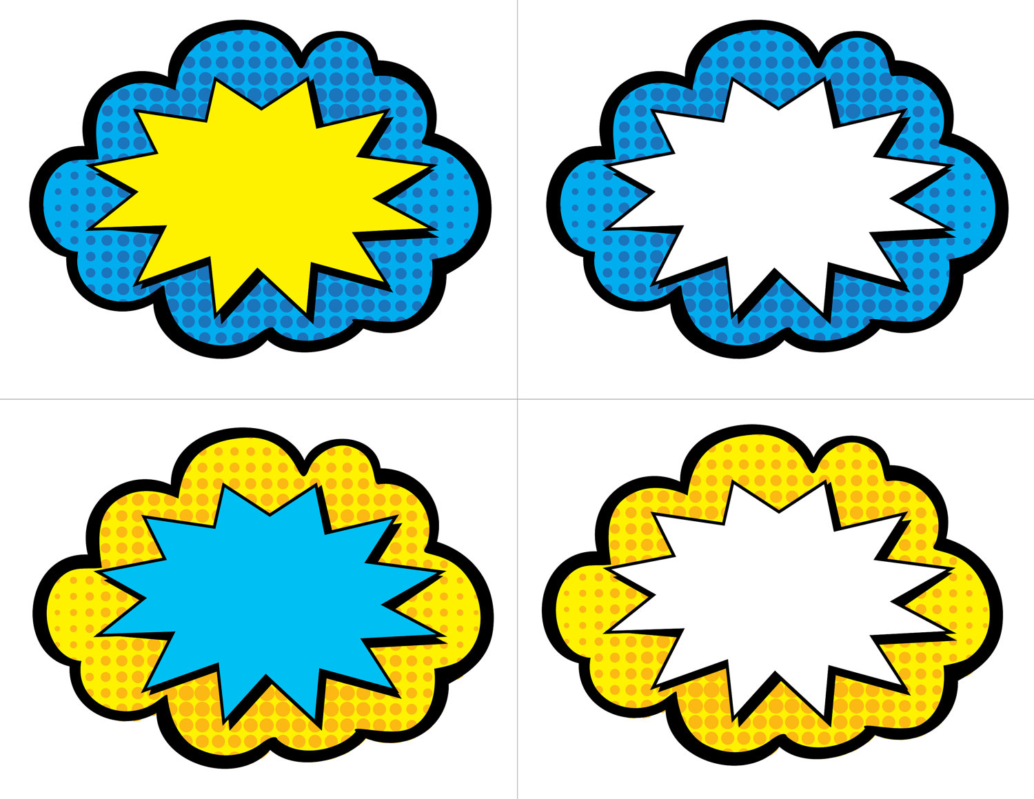 1500x1159 Superhero printables free download clip art on