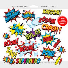 236x236 free superhero clipart FontsClipart freebies