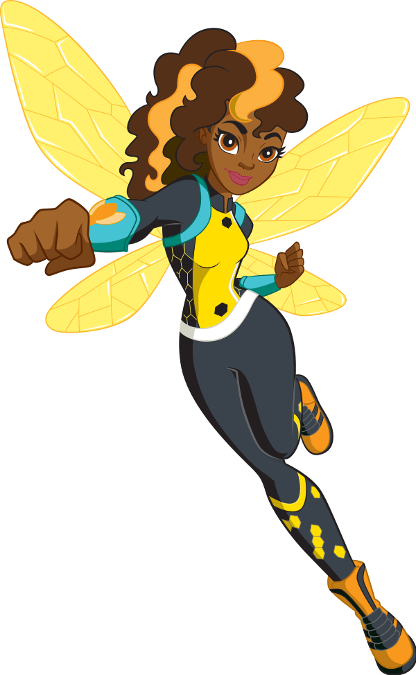 600x974 Bumblebee DC Super Hero Girls Wikia FANDOM powered by Wikia