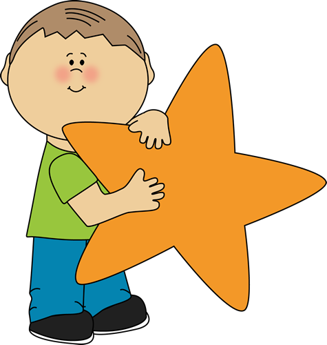 475x500 Star Clipart For Kids