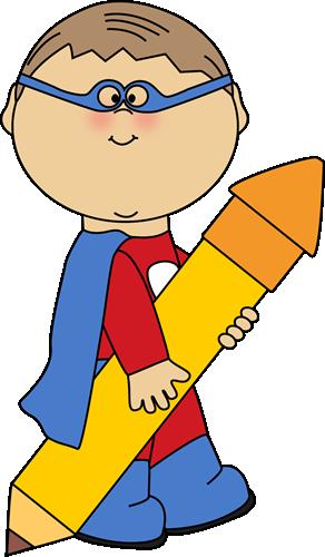 292x500 Top 86 Superhero Clip Art