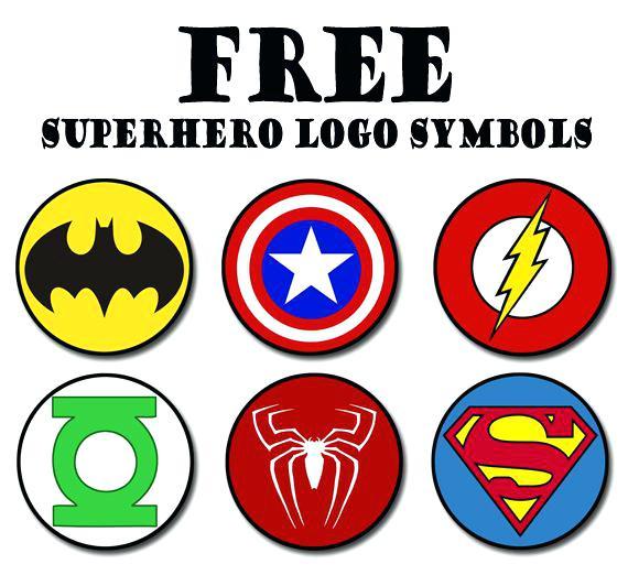 570x532 superhero logo generator