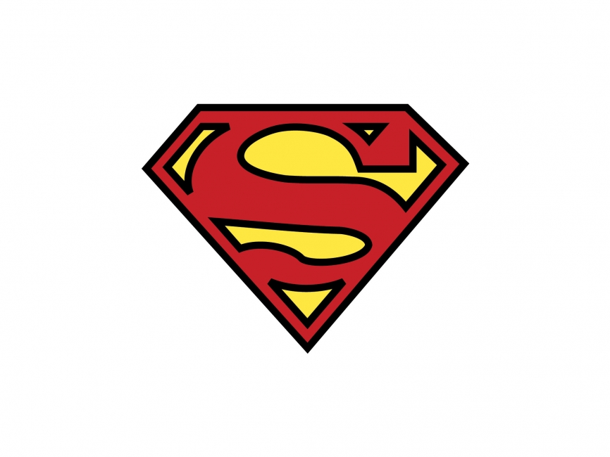 866x650 Best Superman Logo Clip Art
