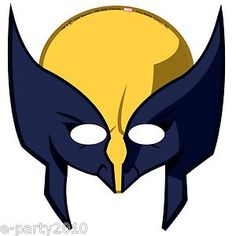 236x236 Superhero Mask Clipart
