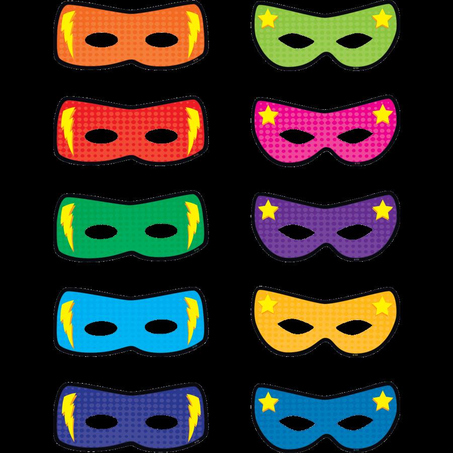 900x900 Superhero Masks Accents Superhero, Masking And Super Hero Theme