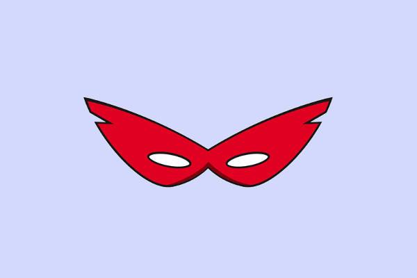 600x400 Superhero Clip Arts