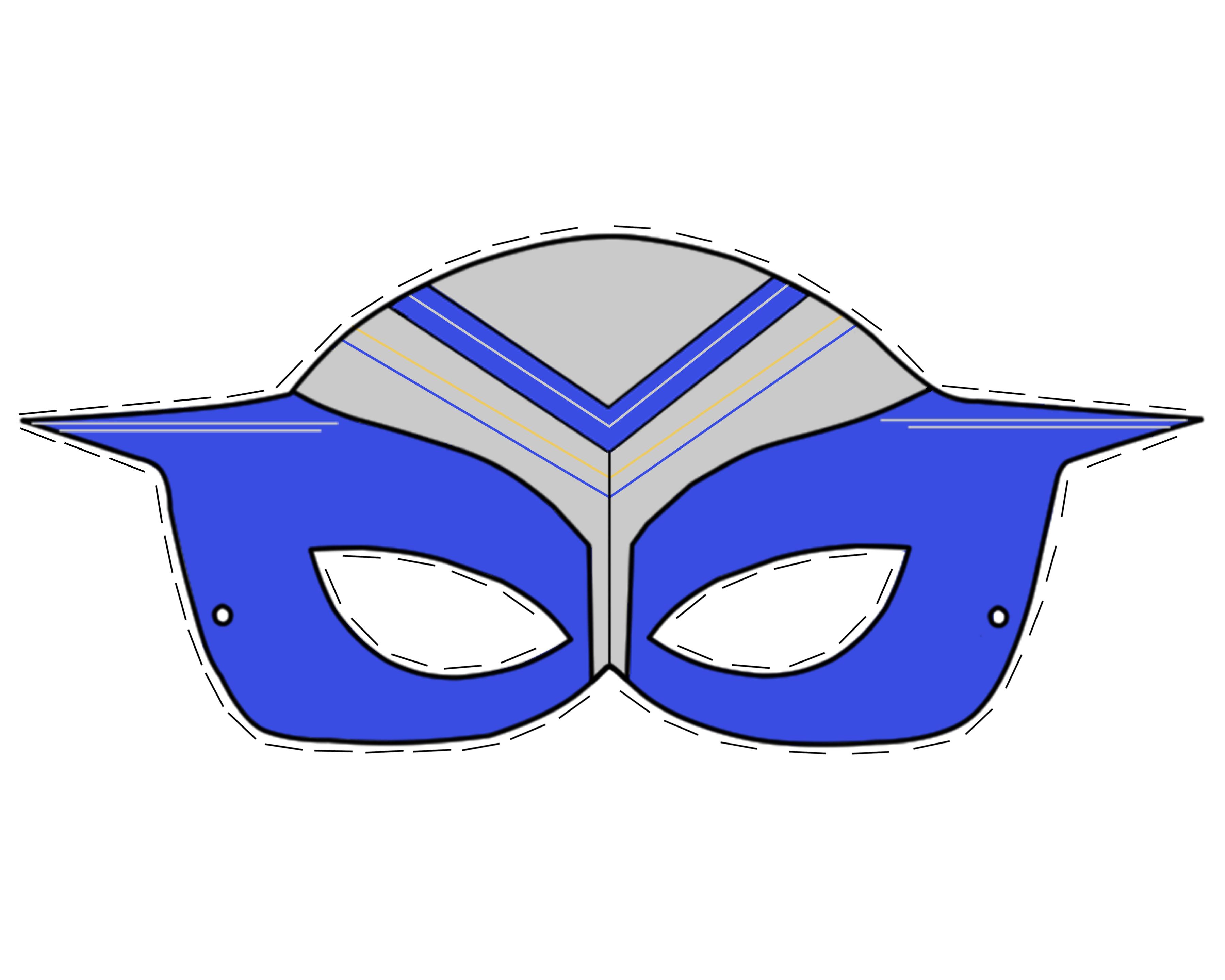 3600x2880 Hero Mask Clipart