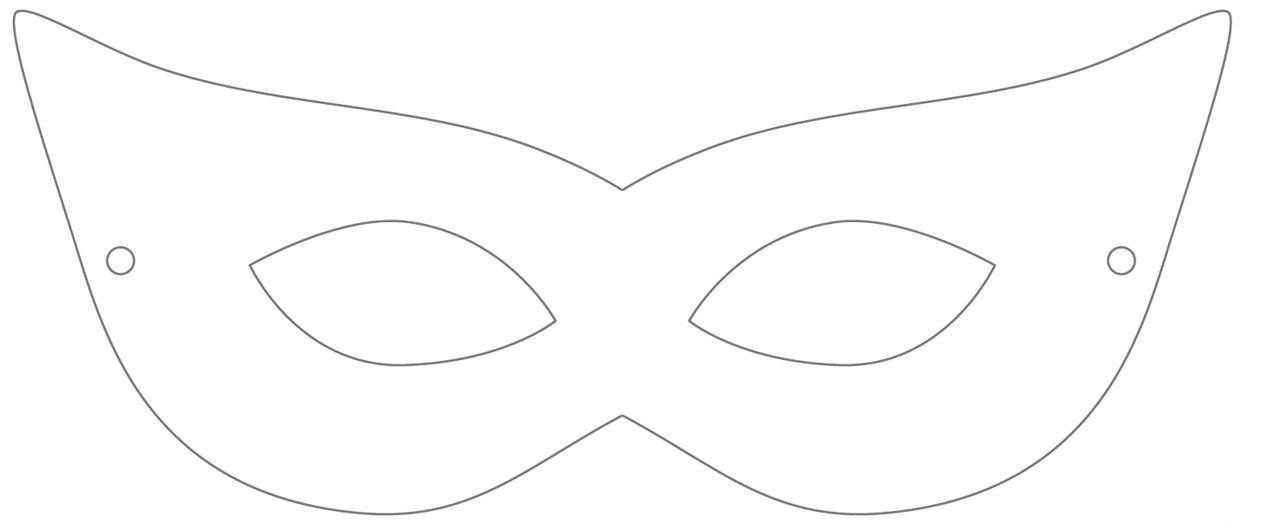 superhero outline template