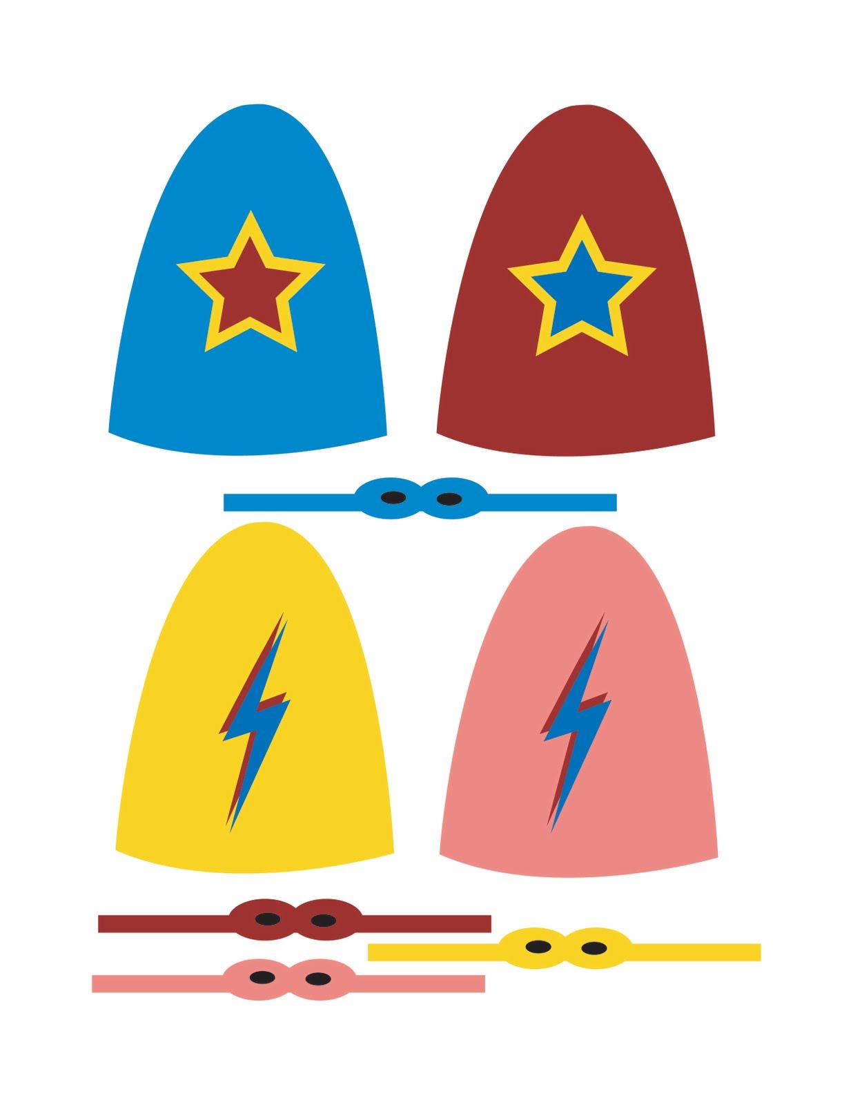 1236x1600 Best Photos Of Superhero Template Printable