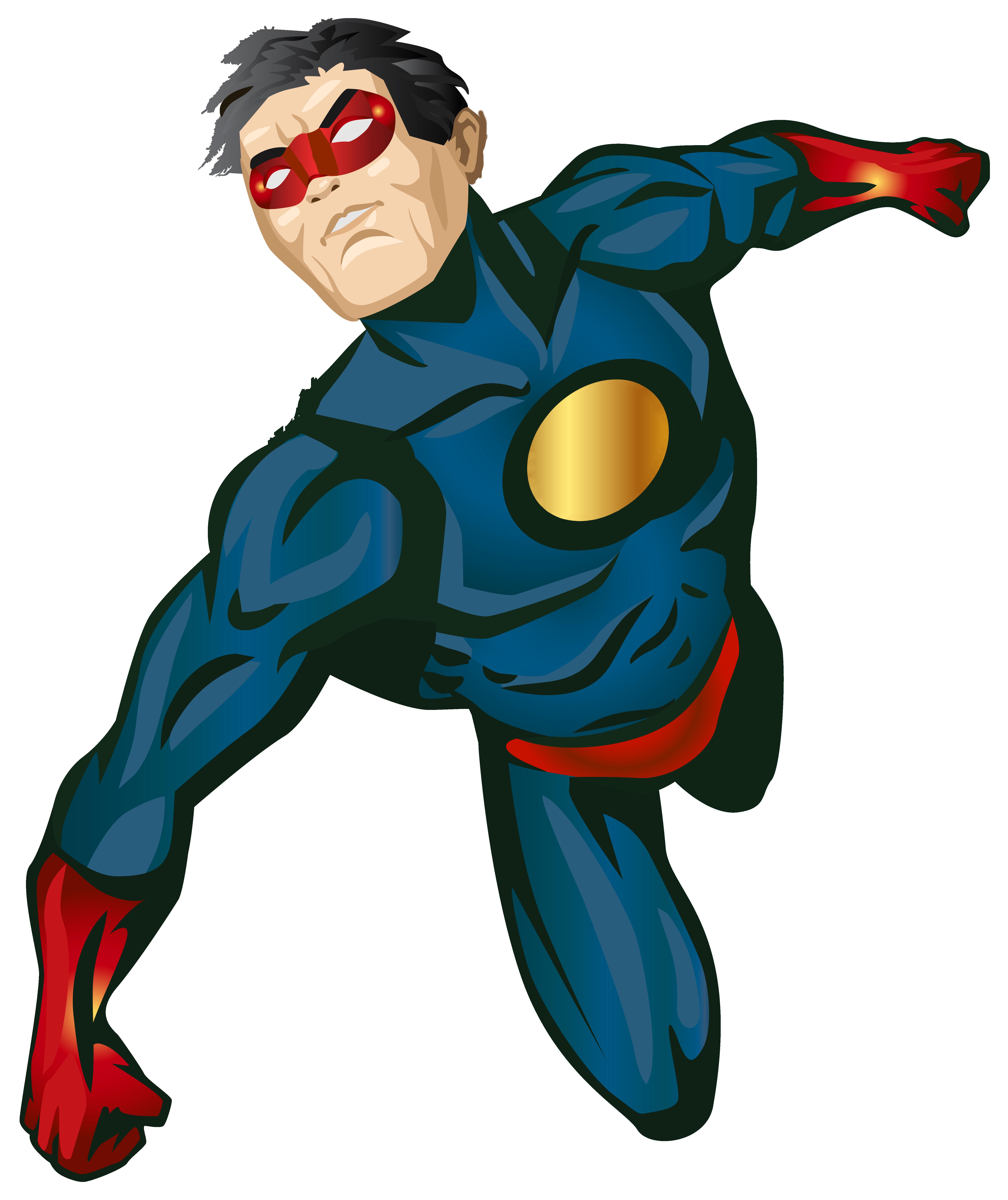 5238x6234 Super Hero Png Clip Art