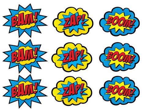 474x365 Comic Superhero Free Clipart, Free Comic Superhero Free Clipart