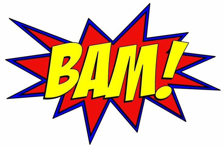 736x482 Graphics For Pow Bam Superhero Graphics