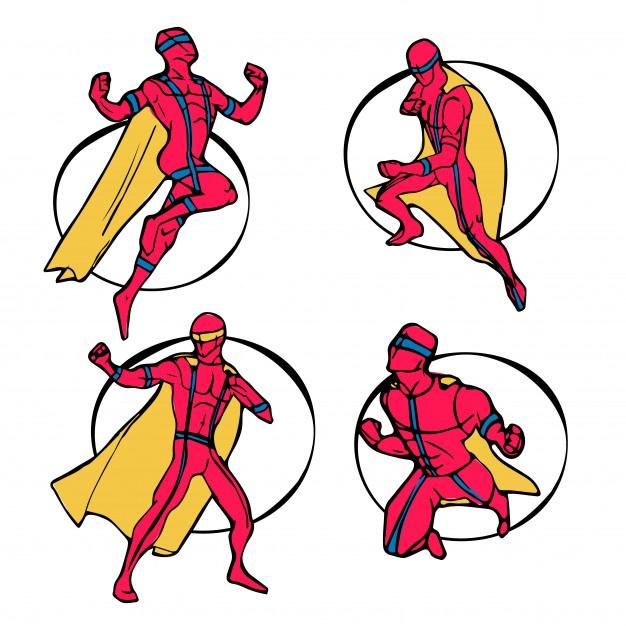 626x626 Superhero Character Vectors, Photos And Psd Files Free Download