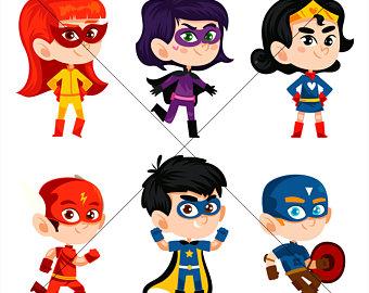 340x270 Superhero Kids Etsy