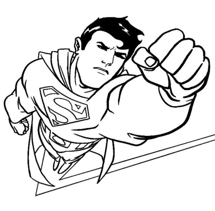 700x688 Black Superman Pictures