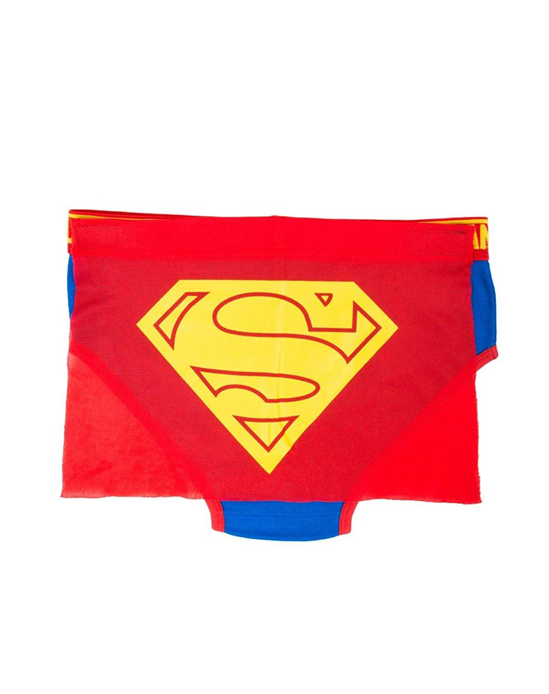 1188x1500 Superman Caped Brief Underwear For Men By Briefly
