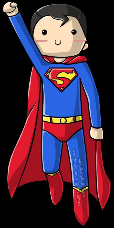 400x800 Superman