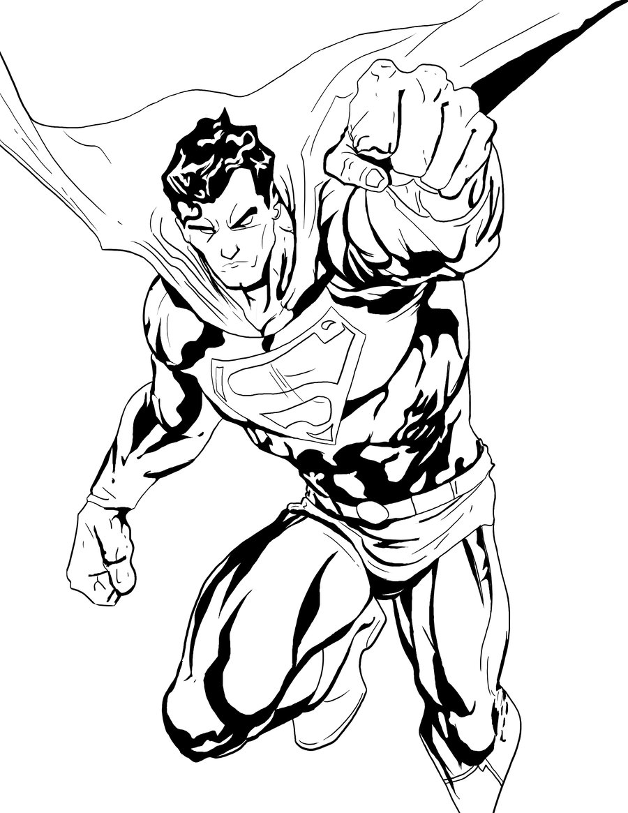 900x1165 Superman The New 52 A Ball Pen Drawing By Jmamante02