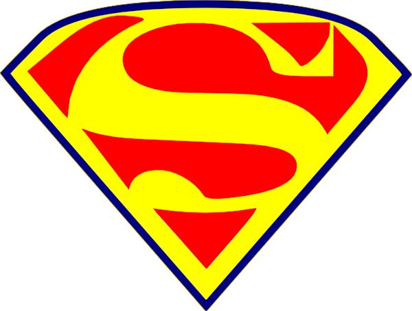 Superman Logo Clipart Free Download Best Superman Logo Clipart On