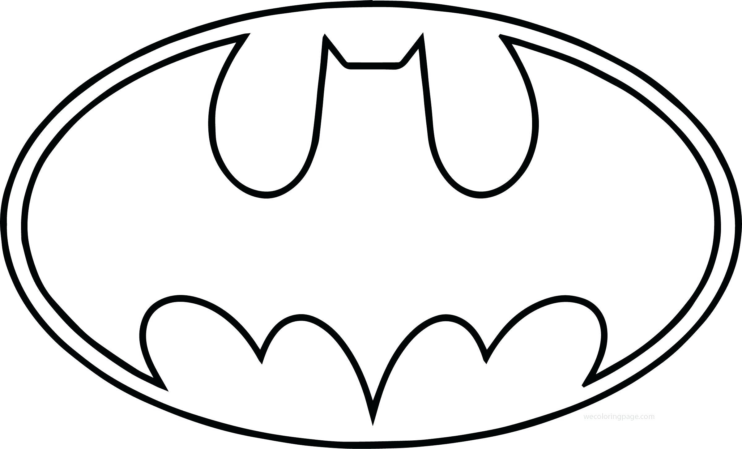 Superman Logo Outline | Free download on ClipArtMag