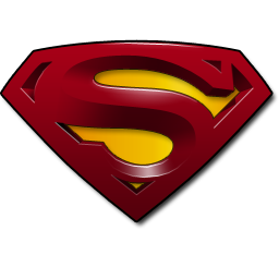 256x256 Download Superman Logo Free Png Photo Images And Clipart Freepngimg