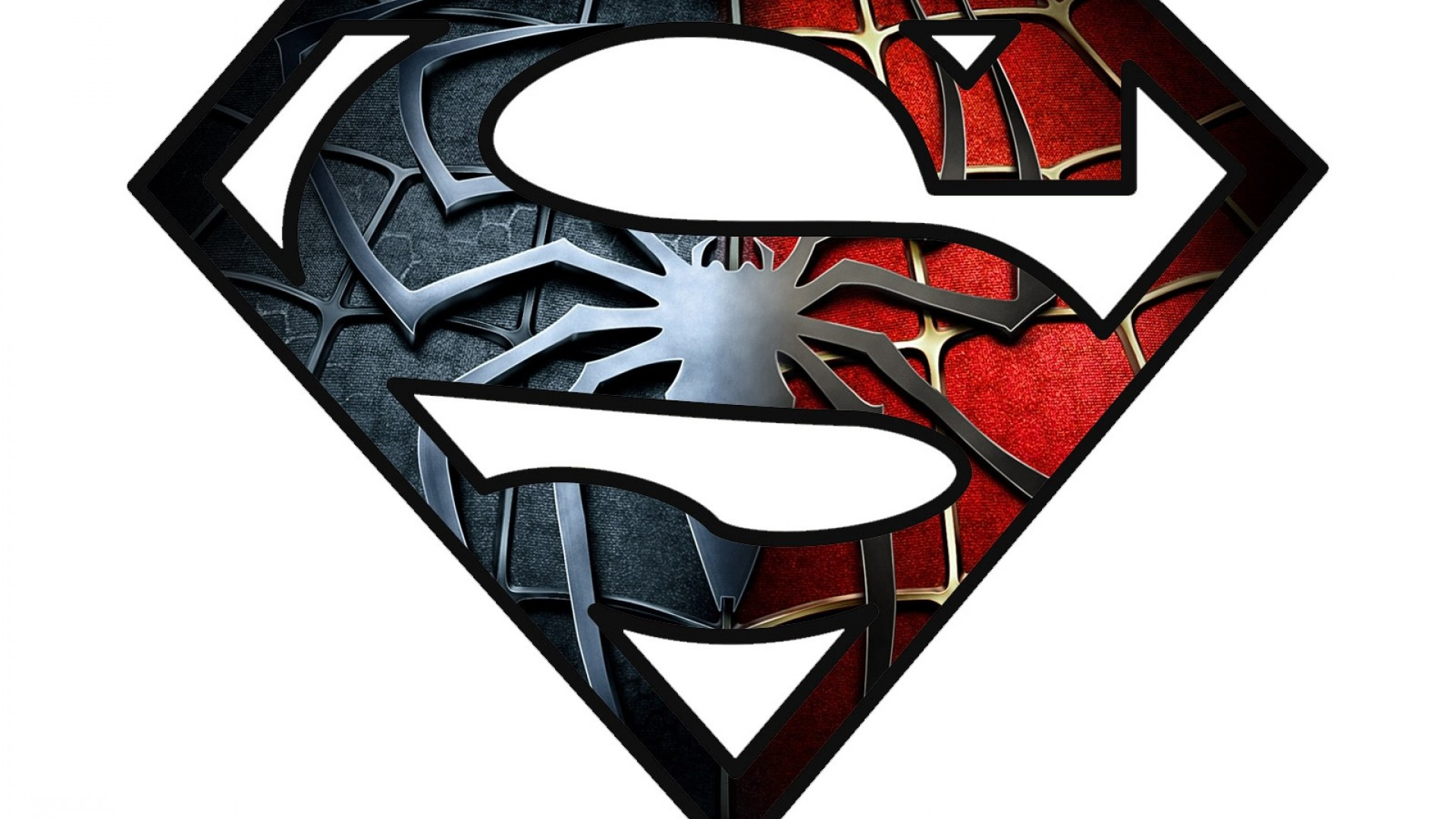 1920x1080 Superman Logo Computer Backgrounds 4598