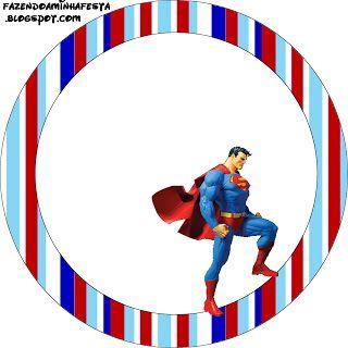 Superman Logo Printable Free Clipart