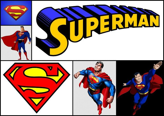 Superman logo printable free clipart free download best superman 640x453 44 best superman images tags drawings and beer voltagebd Image collections