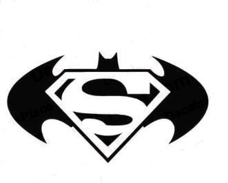 Superman Logo Without S