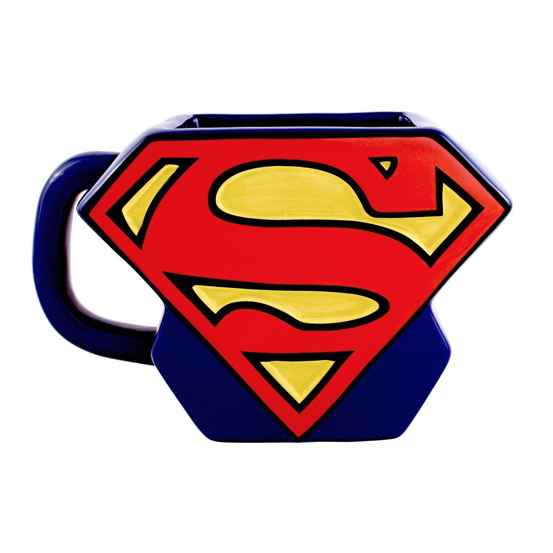 1500x1500 Dc Comics Superman Logo 3d Sculpted