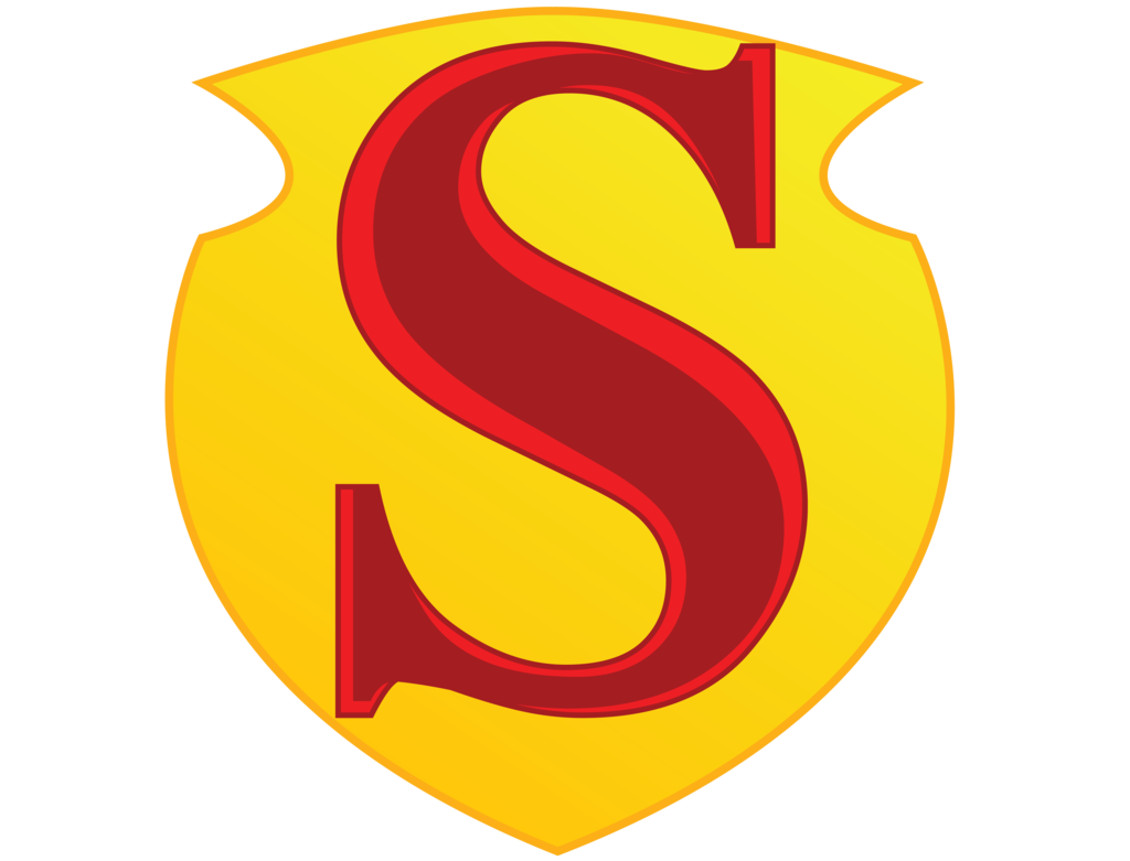1024x781 Superman's First Logo By Strongcactus
