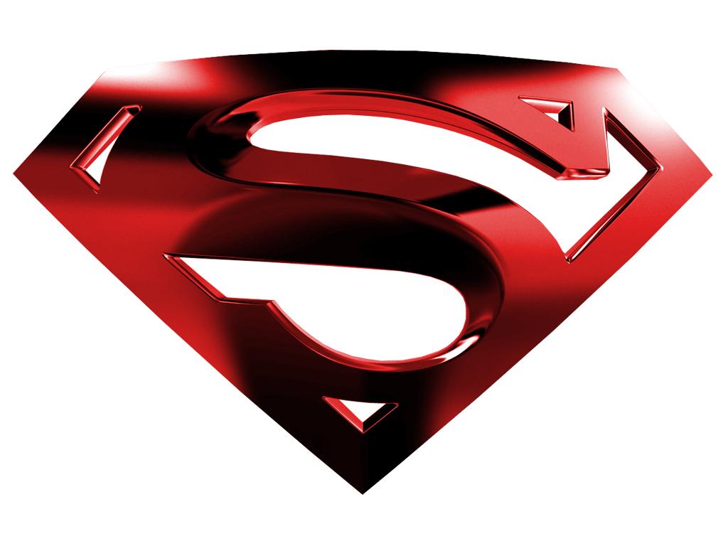 1024x768 Superman Logo