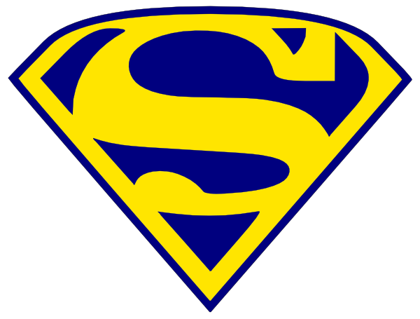 600x455 Superman Logo Clip Art Without The S 8 X 11 Clipart Panda