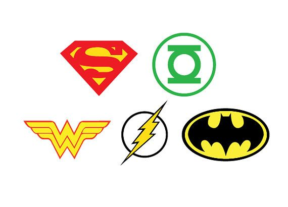 Superman Symbol Clipart