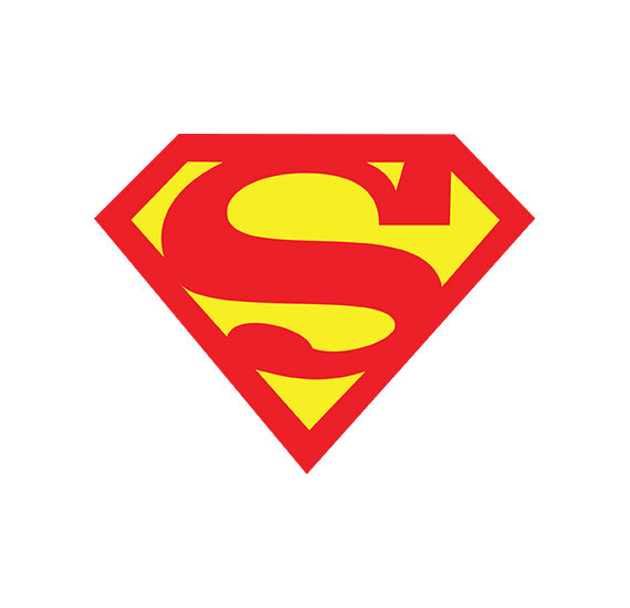 570x550 Superman Svg Superman Clipart Superman Logo Clip Art
