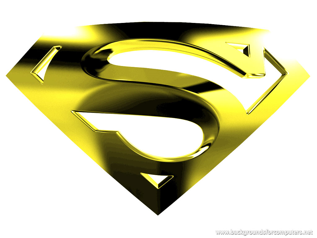 1024x768 Clip Art Superman Logo Clip Art