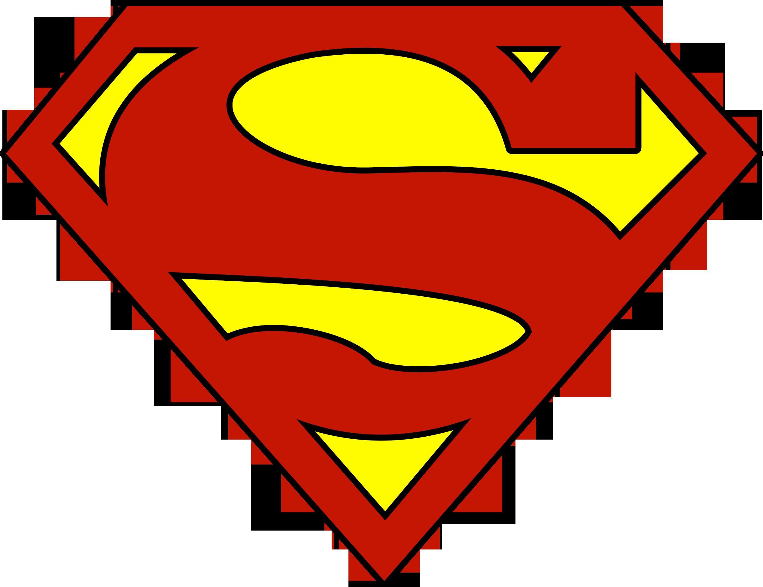 2540x1955 Clipart Shield Superman