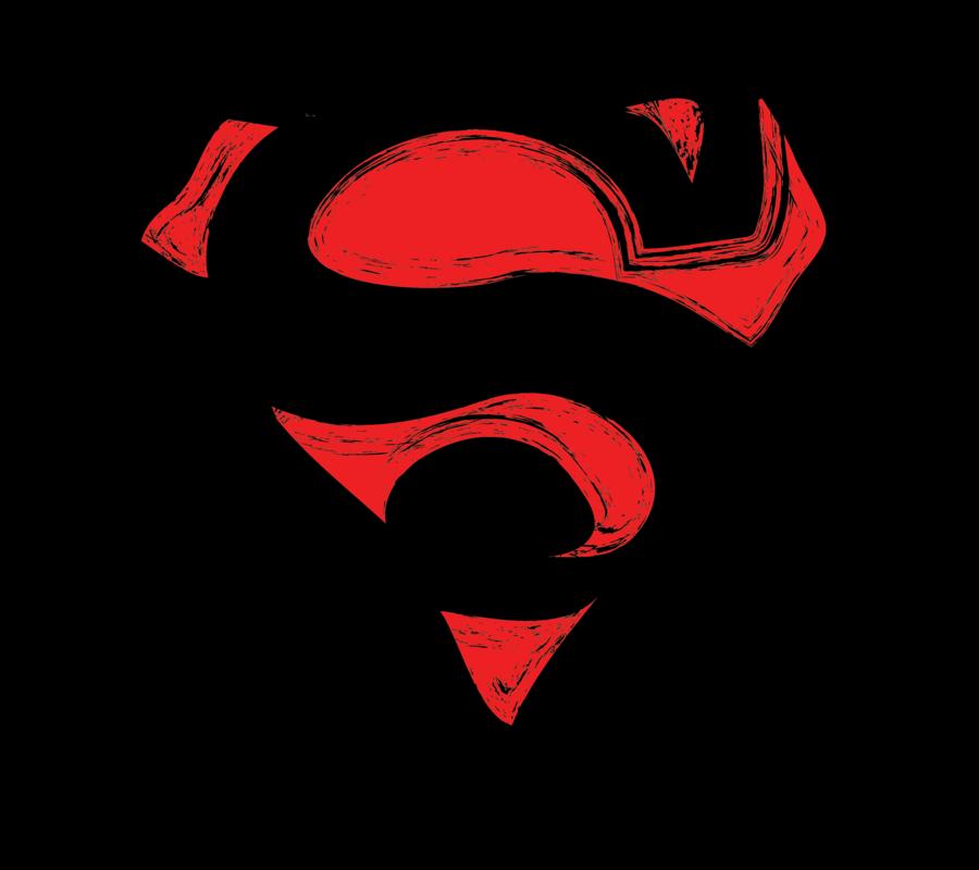 900x800 Grunge Superman Symbol By Redsummer2113