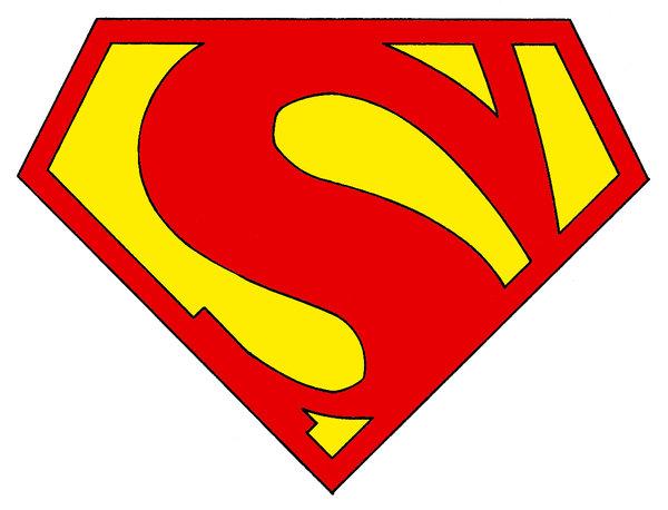 600x458 Kal L's Superman Symbol V2 By Hiasi