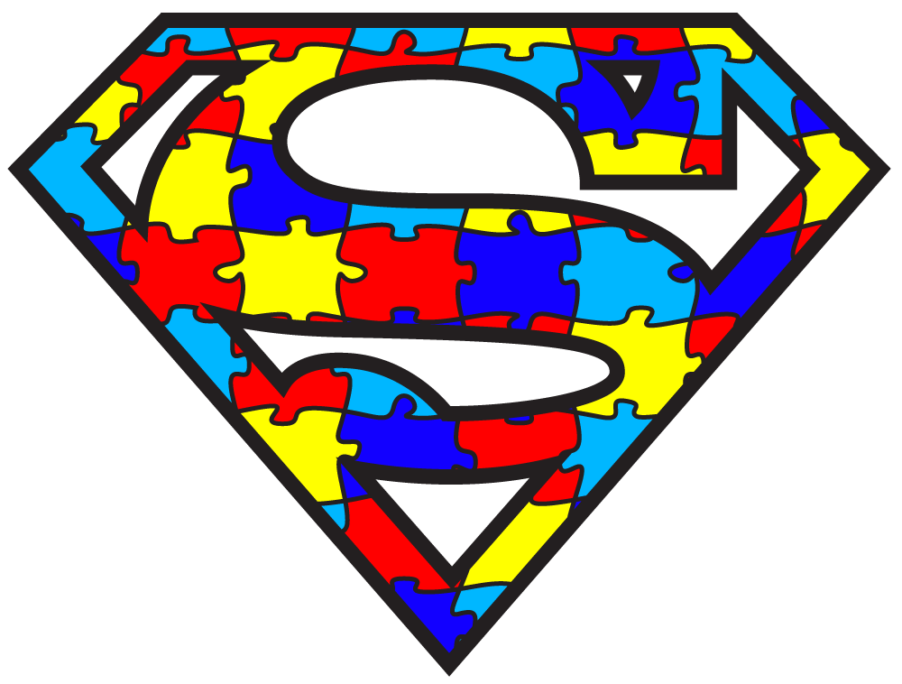 1000x758 Superman Autism By Sircle
