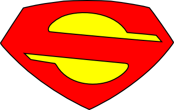 344x218 Superman Logo Redesign V2 By Thedreaded1