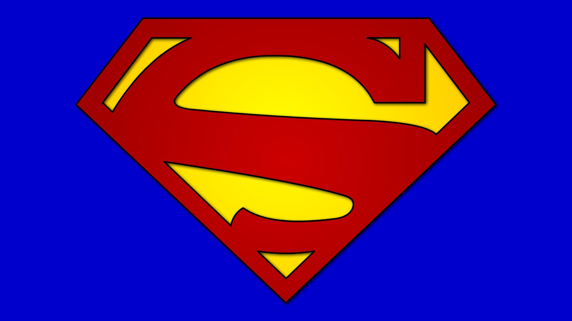 1920x1080 Superman New 52 Symbol By Yurtigo