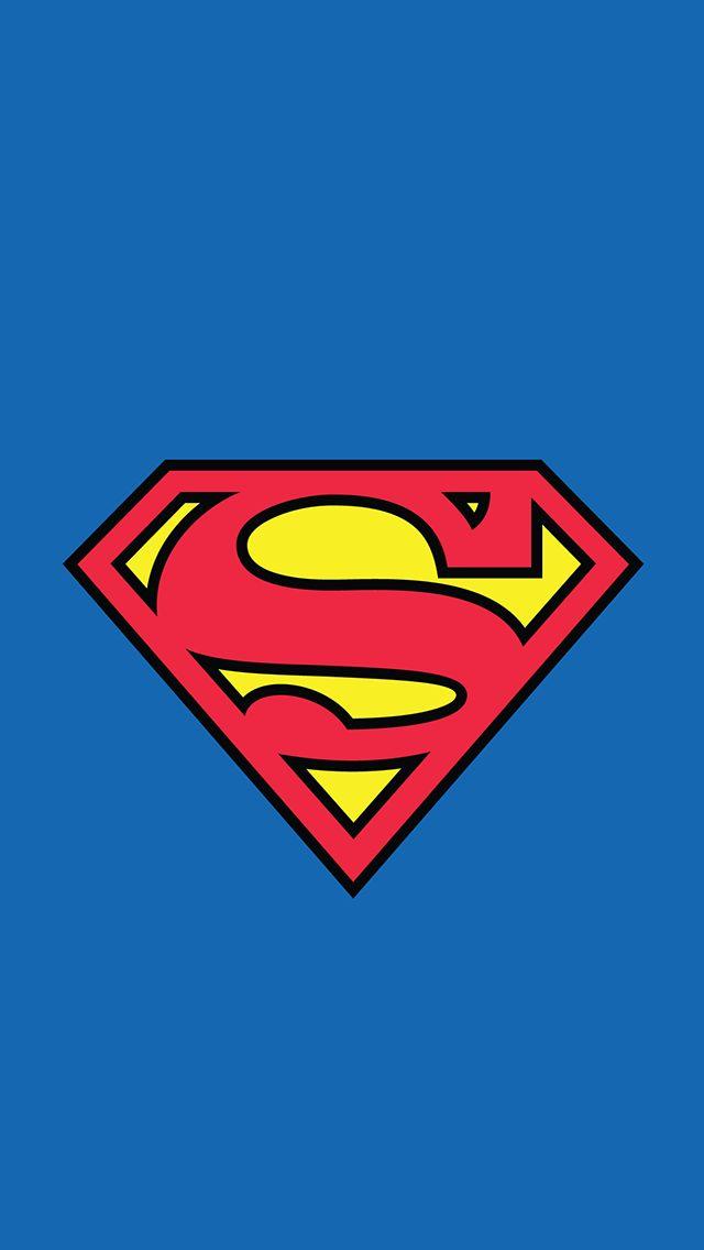 640x1136 The Best Superman Wallpaper Ideas Superman Logo