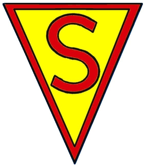 566x646 Typeface Clipart Superman