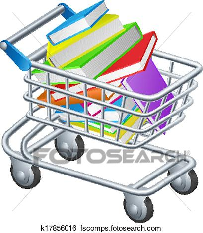 409x470 Supermarket Trolley Clipart Eps Images. 4,020 Supermarket Trolley