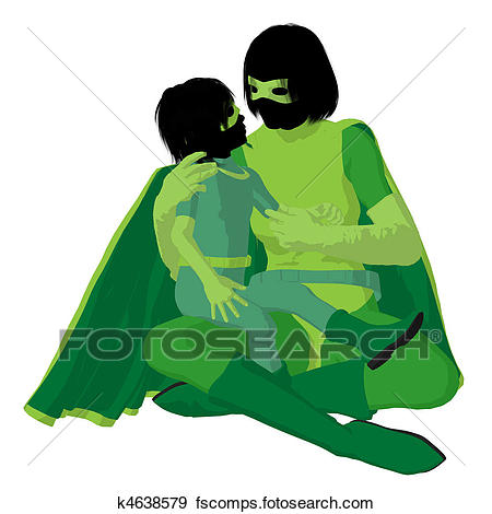 450x470 Super Mom Illustrations And Clip Art. 32 Super Mom Royalty Free