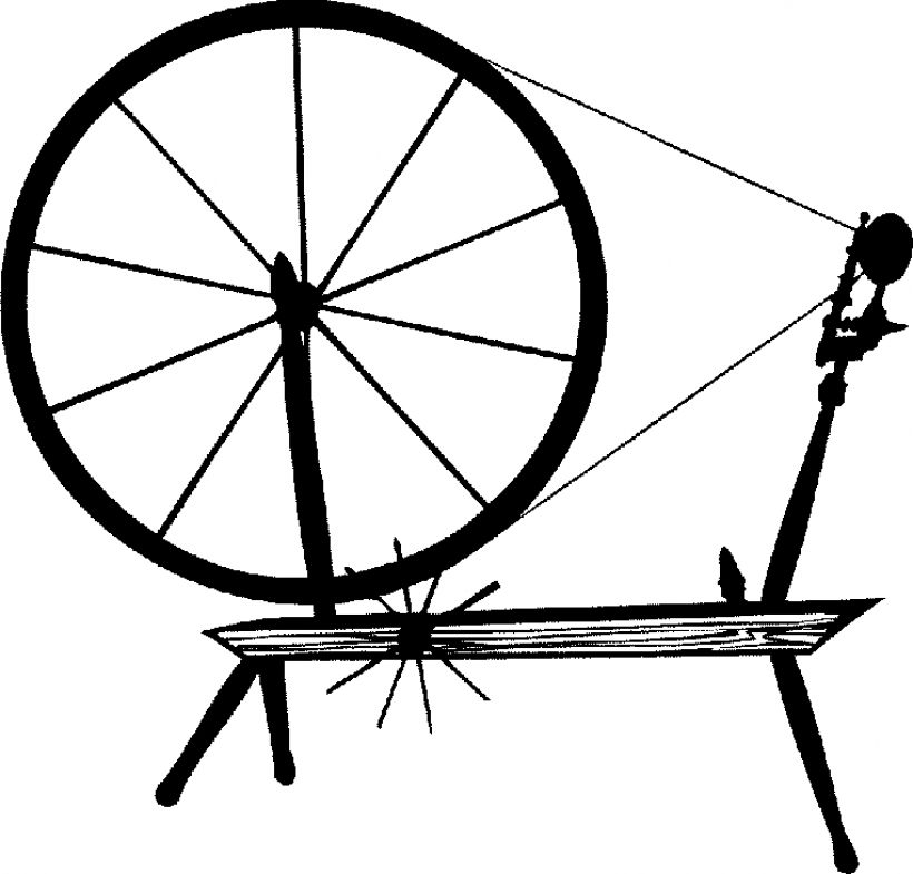 820x785 Wheel Clipart Clipartsco Hd Vektor Spinning Wheel Clip Art Free
