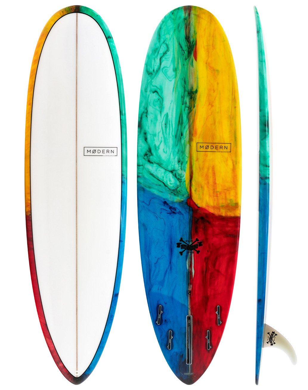 1033x1310 Modern Love Child Poly Mid Length Surfboard