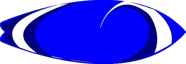 600x207 Blur Clipart Surfboard